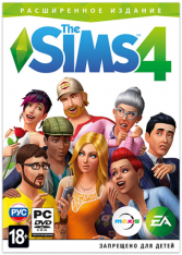 The Sims 4: Deluxe Edition [v 1.62.67.1020 / 1.62.67.1520 + DLCs] (2014) PC | Repack от xatab