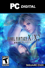 FINAL FANTASY X  X2 HD Remaster на PS4