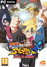NARUTO SHIPPUDEN Ultimate Ninja STORM 4 Road To Boruto на PS4