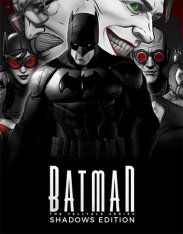 Batman: The Enemy Within - The Telltale Series - Shadows Edition (2017-2019) PC | RePack от FitGirl