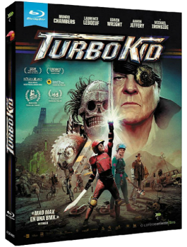 Турбо пацан / Turbo Kid (2015) HDRip-AVC от ExKinoRay | А