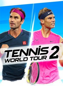 Tennis World Tour 2 [+ DLCs] (2020) PC | RePack от FitGirl