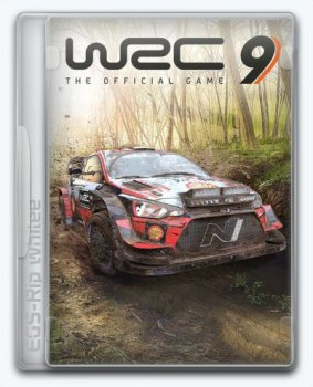 WRC 9 FIA World Rally Championship (2020) [Ru/Multi] (1.0/dlc) EGS-Rip whitee [Deluxe Edition]