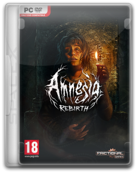 Amnesia: Rebirth (2020) PC | RePack от SpaceX
