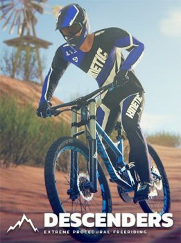 Descenders (2019) (RePack от FitGirl) PC