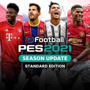 eFootball PES 2021 [v 1.1.0] (2020) PC | Repack от xatab