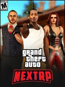 Grand Theft Auto: San Andreas  NEXT RP