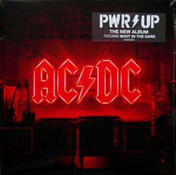 AC/DC - Power Up [Vinyl-Rip] (2020) FLAC