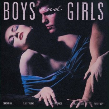 Bryan Ferry - Boys And Girls [Vinyl-Rip, Japan 1st Press] (1985) FLAC