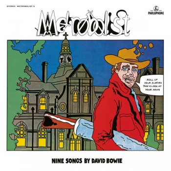 David Bowie - Metrobolist (aka the Man Who Sold the World) [Mix] (2020) MP3