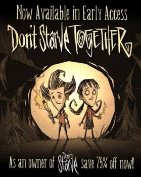 Don't Starve Together (2013) (RePack от Pioneer) PC