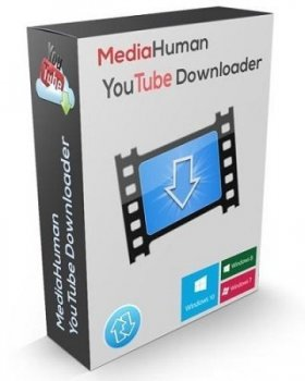 MediaHuman YouTube Downloader 3.9.9.47 (2910) (2020) PC | RePack & Portable by Dodakaedr