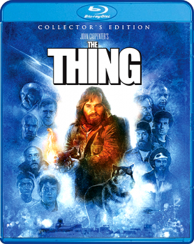 Нечто / The Thing (1982) BDRip 720p от k.e.n & MegaPeer | Р, P2, A | Remastered