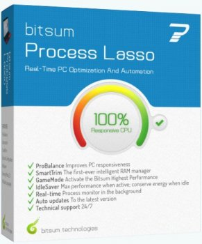 Process Lasso Pro 9.8.6.16 (2020) PC | RePack & Portable by elchupacabra