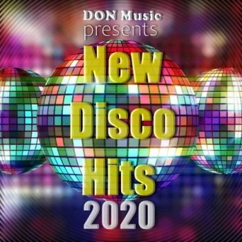 VA - New Disco Hits (2020) MP3 от DON Music