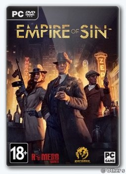 Empire of Sin (2020) [Ru/Multi] (1.0/dlc) Repack Other s [Deluxe Edition]