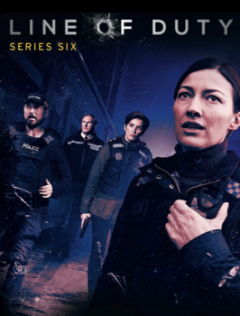 По долгу службы / Line of Duty [S06] (2021) WEB-DLRip | TVShows