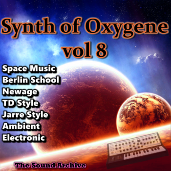 VA - Synth of Oxygene vol 8 [by The Sound Archive] (2021) MP3